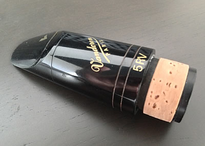 Vandoren(バンドレン)5RV(E♭クラ用)選定品