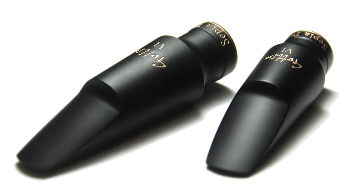 Gottsu(ゴッツ)マウスピース SepiaTone VI アルト用
