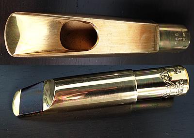 Berg Larsen(ベルグラーセン)BULLET(ブレット)テナーブロンズ100/1M